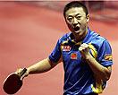 中国男单会师决赛