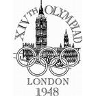 1948伦敦奥运会会徽