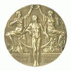 1908伦敦奥运会奖牌