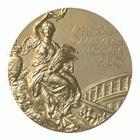 1980年莫斯科奥运会奖牌