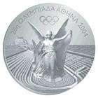 2004雅典奥运会奖牌